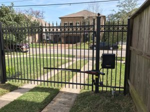 Driveway Gates Repair Richardson